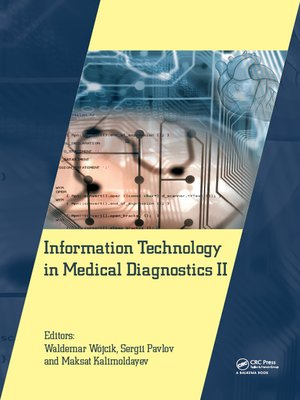 cover image of Information Technology in Medical Diagnostics II